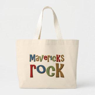 Mavericks Rock Canvas Bags