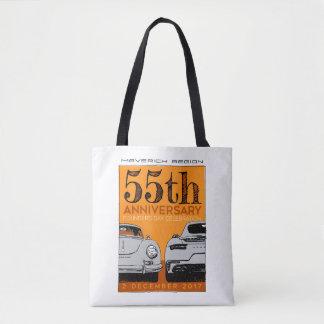 Mavs 55th Anniversary tote bag