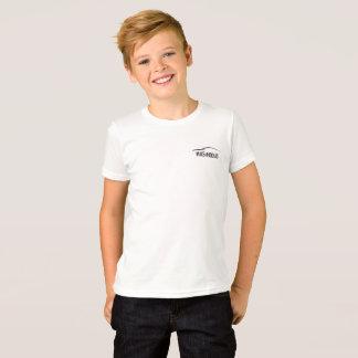 Mavs & Mochas kids logo t-shirt