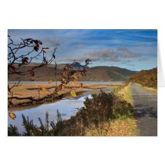 Mawddach Estuary Card