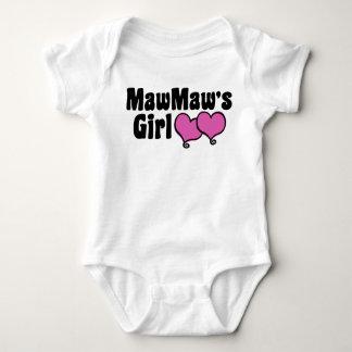 MawMaw's Girl Baby Bodysuit