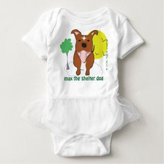 Max | Baby Tutu Bodysuit