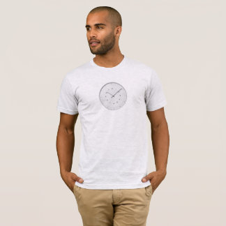 Max Bill Bauhaus Clock T-Shirt