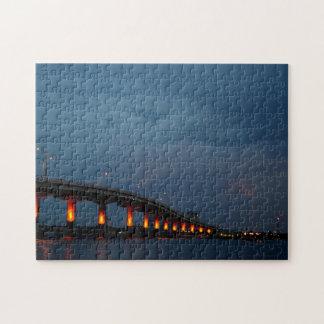 Max Brewer Bridge, Titusville, Florida Puzzles
