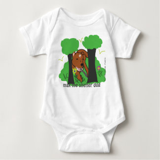 Max | Gnawing Away Baby Jersey Bodysuit