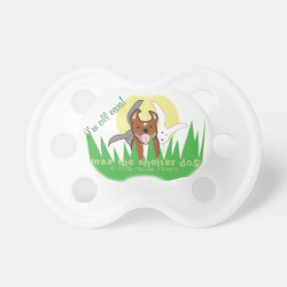 Max | I'm All Ears 0-6 months BooginHead® Pacifier