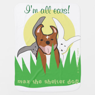 Max | I'm All Ears Baby Blanket