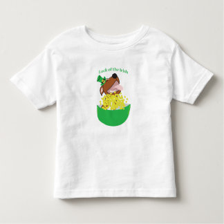 Max | Luck of the IrishToddler Fine Jersey T-Shirt