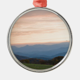 max patch sunrise Silver-Colored round decoration