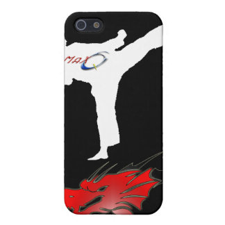 Max-Q Master Dragon Karate Case for Apple iPhone 4 iPhone 5/5S Cases