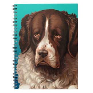 Max the Big Dog Notebook