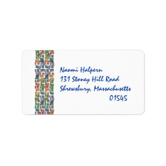 Max Torah RSVP-Label Address Label
