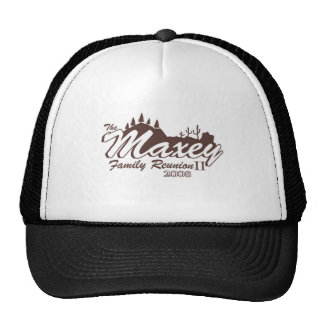 Maxey Family Reunion II Hat