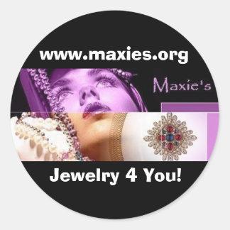 Maxie's Sticker