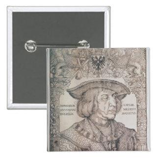 Maximilian I Emperor of Germany 1518 Pins