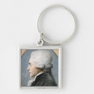 Maximilien de Robespierre Key Ring