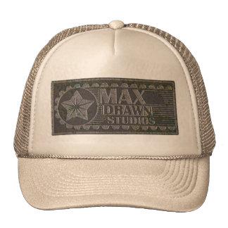 Maximum Drawn studio's logo Cap