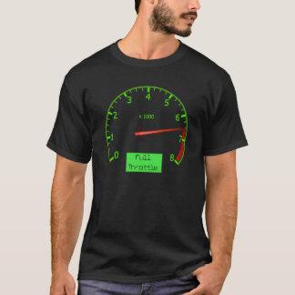 Maximum revs car mens t-shirt