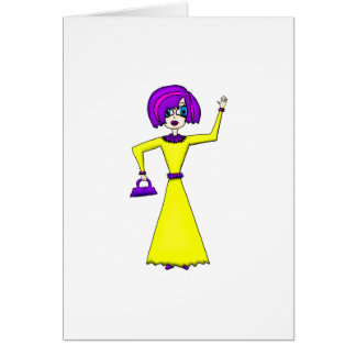 Maxine Note Card
