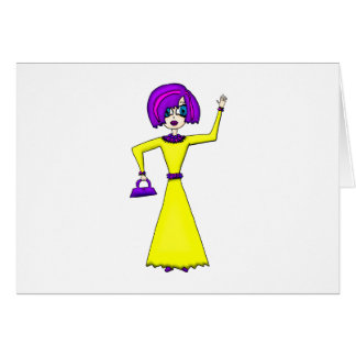 Maxine Greeting Card