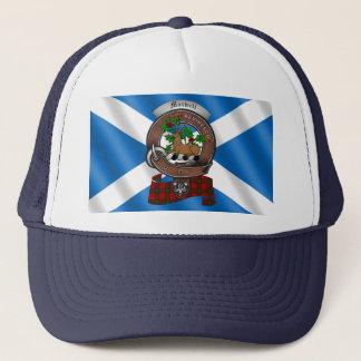 Maxwell Clan Badge Trucker Hat