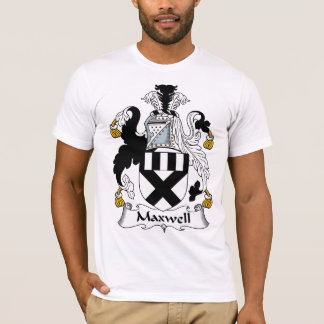 Maxwell Family Crest T-Shirt