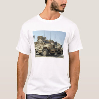 MaxxPro Mine Resistant Ambush Protected vehicle T-Shirt