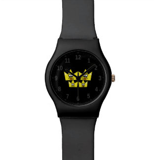 May28th Clock - Gay Family - Women - Black Watch