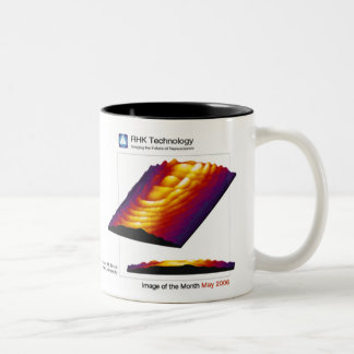May 2006 - RHK Technology: Image of the Month Two-Tone Coffee Mug