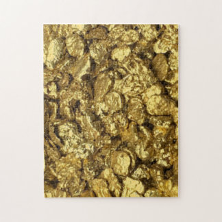 May 31st 2016 Placer Gold Jigsaw Puzzle