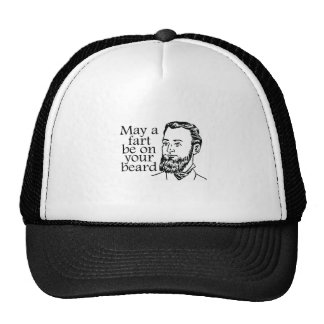 May a Fart be on your Beard Cap