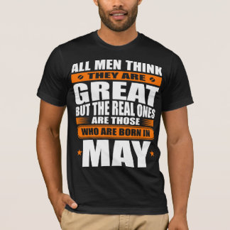 May Birthday T-Shirt