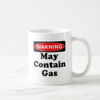 May Contain Gas Mugs