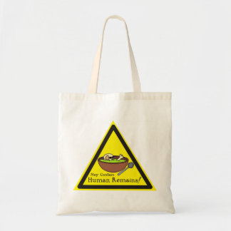 May Contain Human Remains Bag