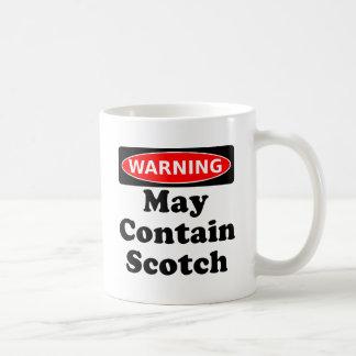 May Contain Scotch Mug