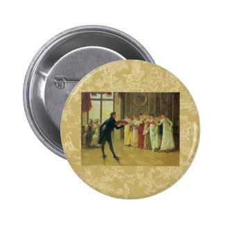May I Have This Dance? 6 Cm Round Badge