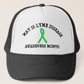 May is Lyme Disease Awareness  Month Baseball Cap