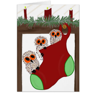 May Owl Your Dreams Come True Greeting Card