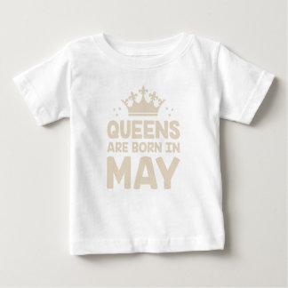 May Queen Baby T-Shirt