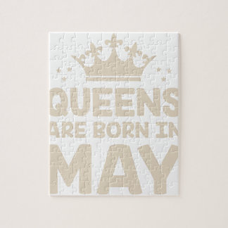 May Queen Jigsaw Puzzle