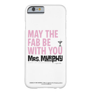 May the FAB ask with you - iPhone6 case