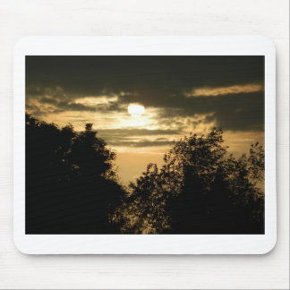 May the Glory of God shine upon you sunset photo Mouse Pad