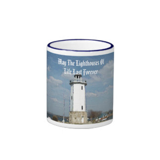 May The Lighthouses Of Life Last Forever -Mug Ringer Mug