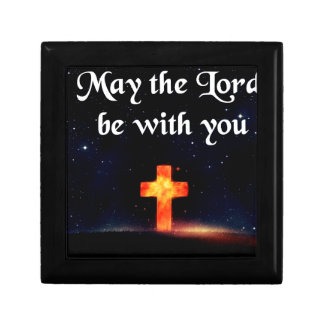 may the Lord be with you Gift Box