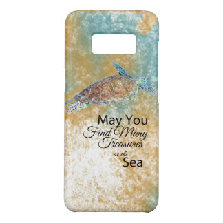 May You Find Many Treasures At The Sea Case-Mate Samsung Galaxy S8 Case