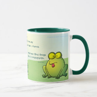 May You Never Find Frogs In Your Underpants Mug