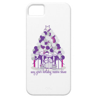 May Your Holiday Season Shine iPhone 5 Covers