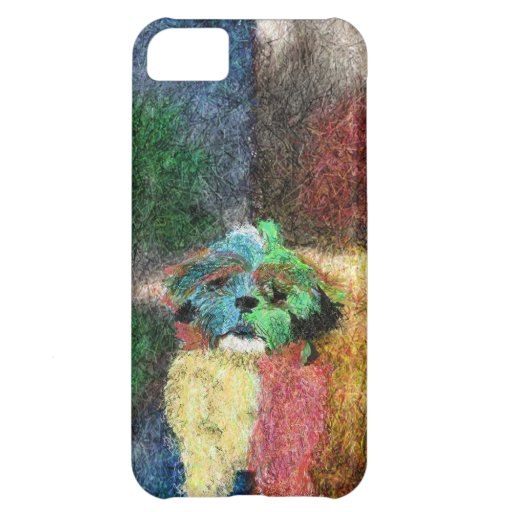 Maya and the seasons cover for iPhone 5C