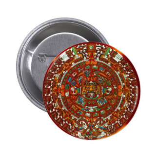 maya aztec calendar pins