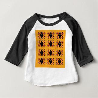 Maya / Aztec handdrawn  Folk Summer vintage patter Baby T-Shirt